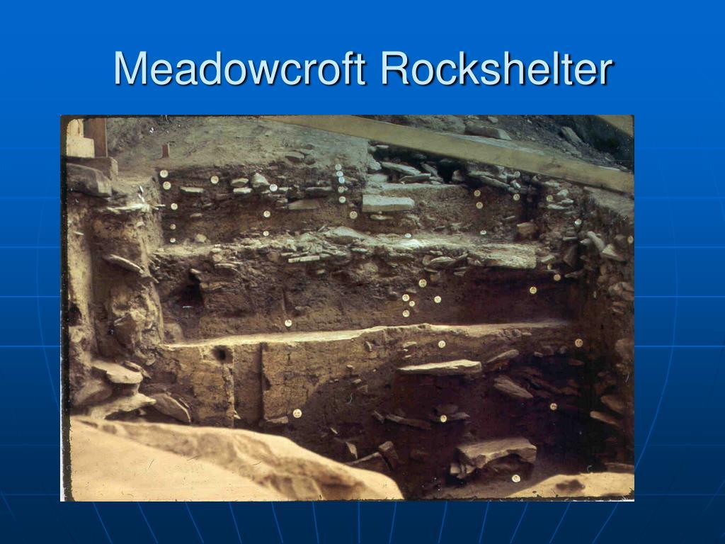 Meadowcroft Rockshelter