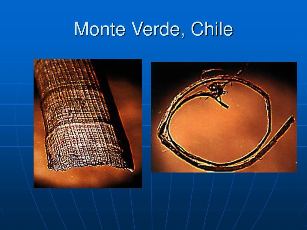 Monte Verde, Chile