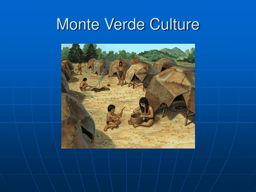 Monte Verde Culture