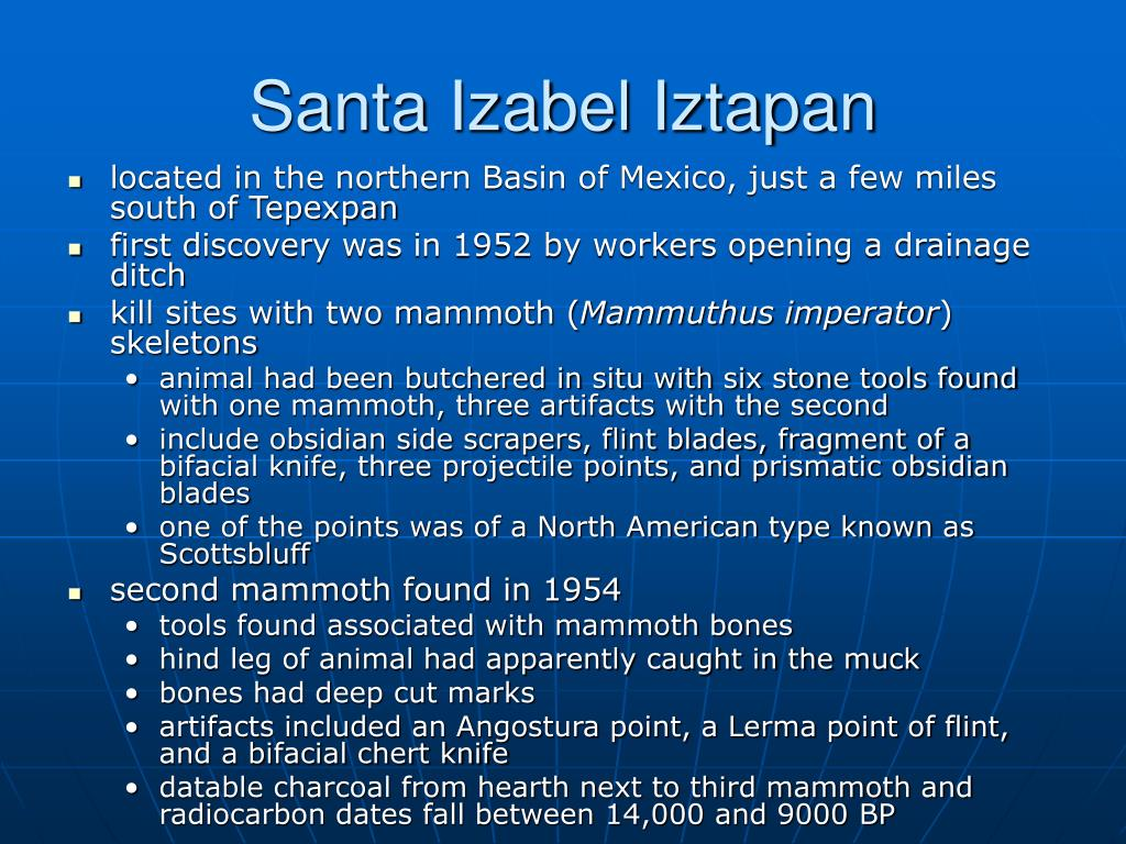 Santa Izabel Iztapan
