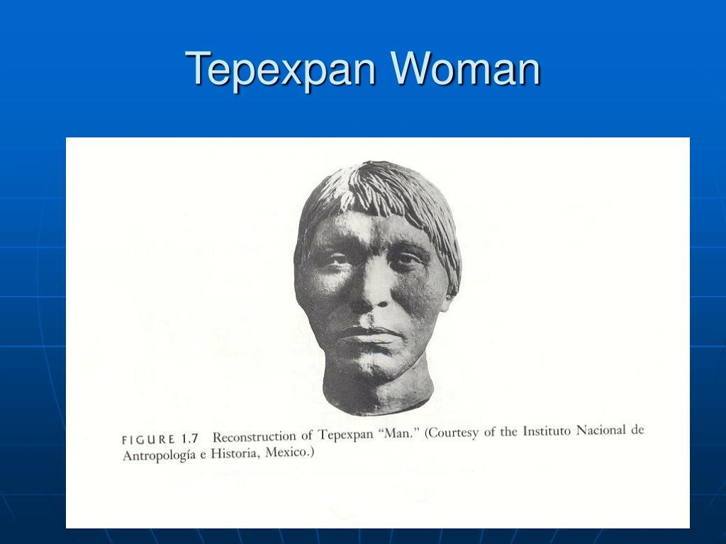 Tepexpan Woman