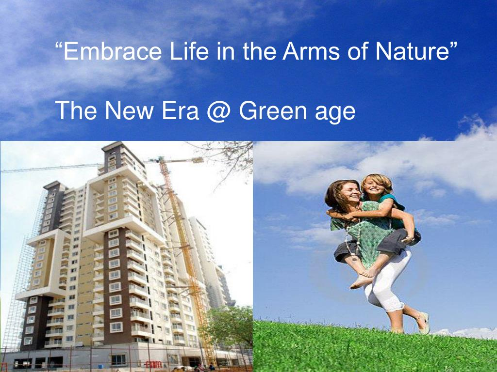 """Embrace Life in the Arms of Nature"""