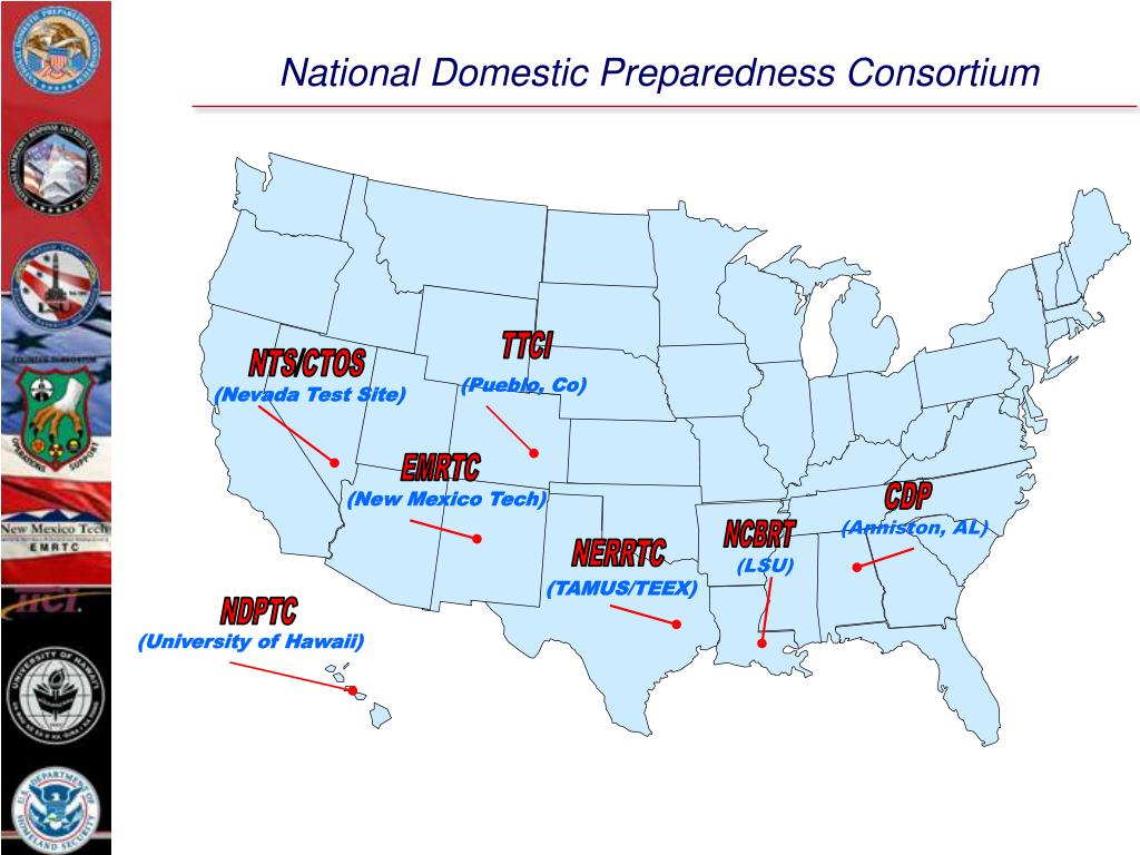 National Domestic Preparedness Consortium