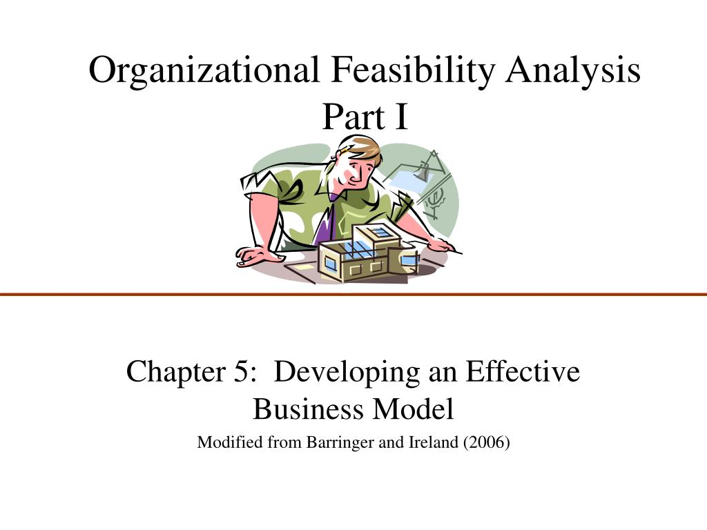 Organizational Feasibility Analysis