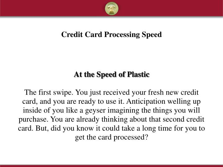 Credit card processing speed2