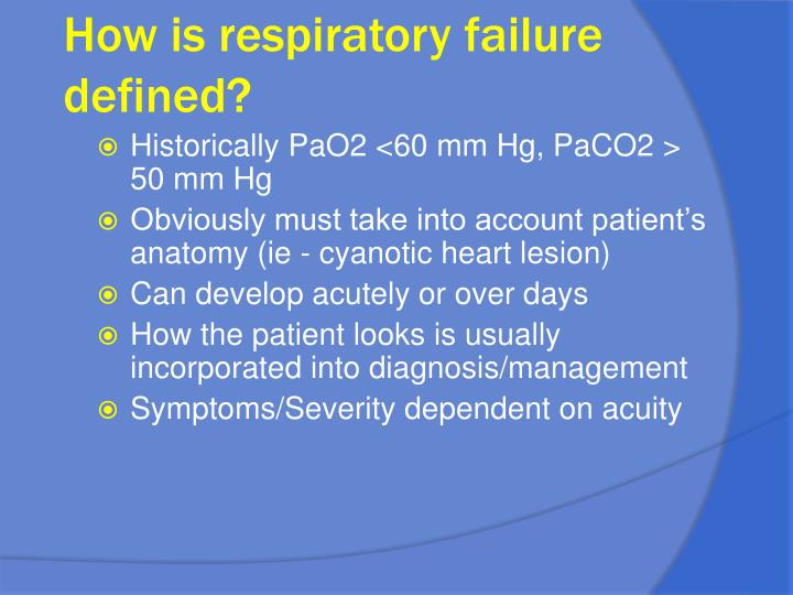 How is respiratory failure defined l.jpg