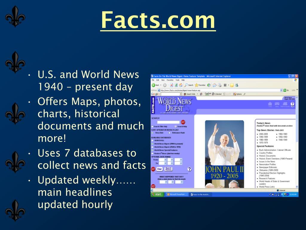 Facts.com