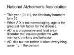 national alzheimer s association