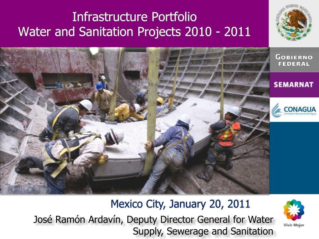 Infrastructure Portfolio