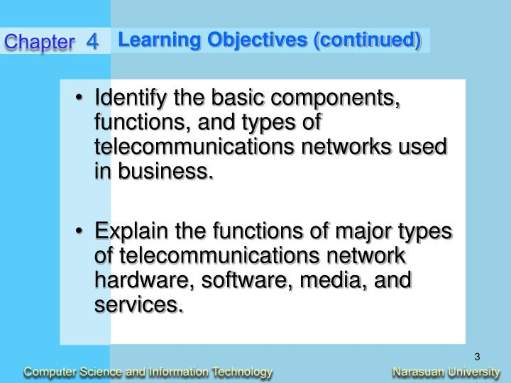 Learning objectives continued l.jpg