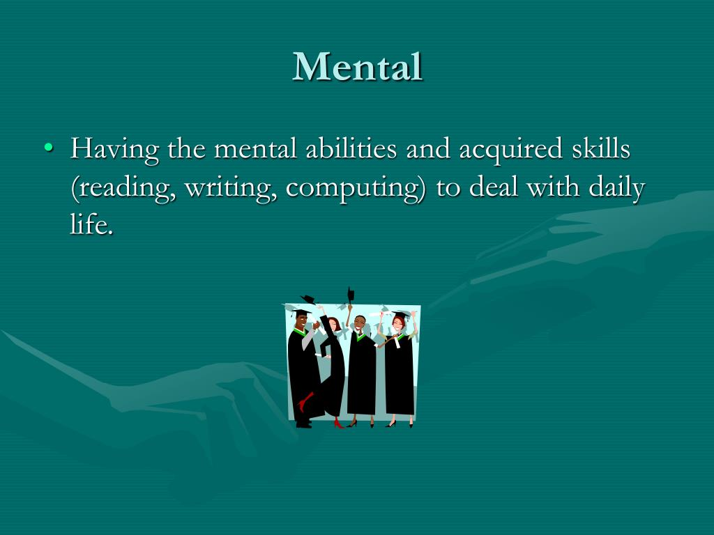mental abilities essay The philosophical issues that relate to research on animal cognition can be findings about the cognitive abilities of animals often (locke essay concerning.