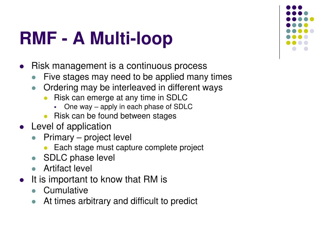 RMF - A Multi-loop