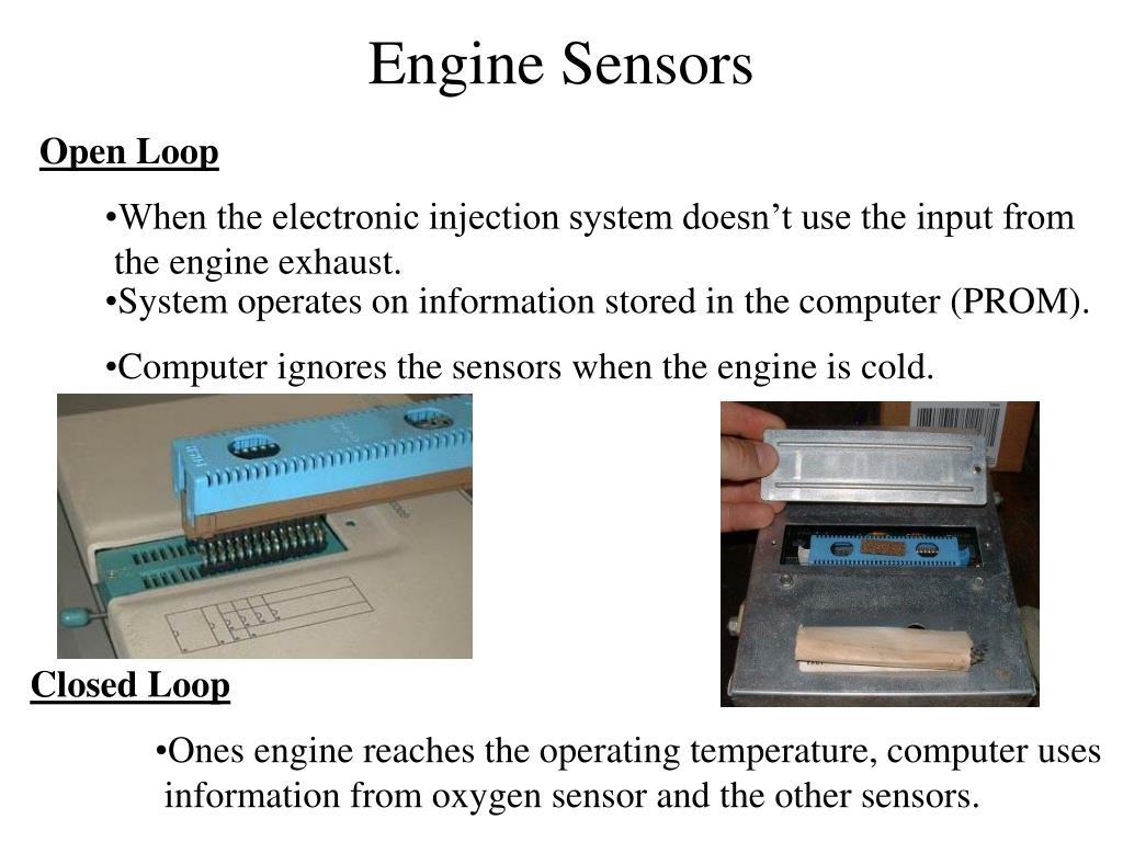 Engine Sensors