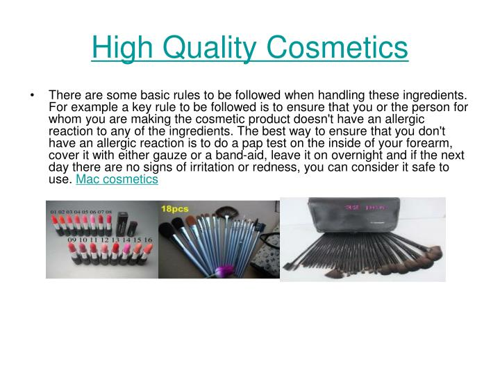 High quality cosmetics l.jpg