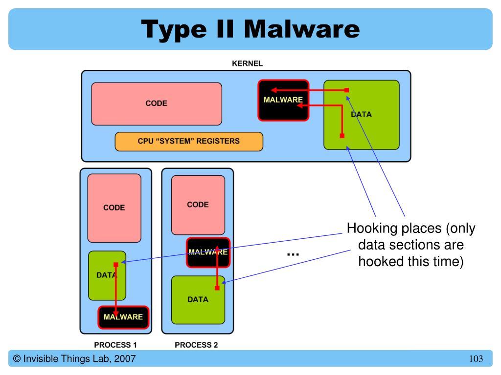 Type II Malware
