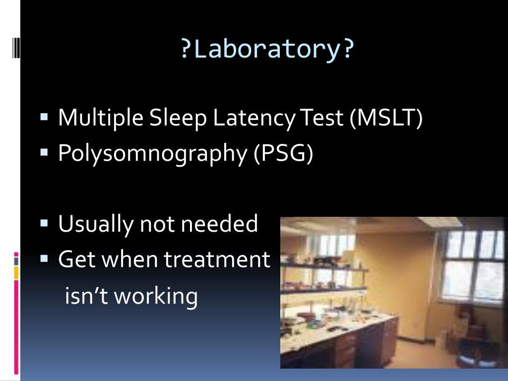?Laboratory?