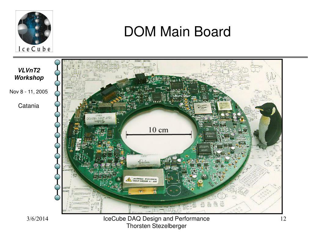 DOM Main Board