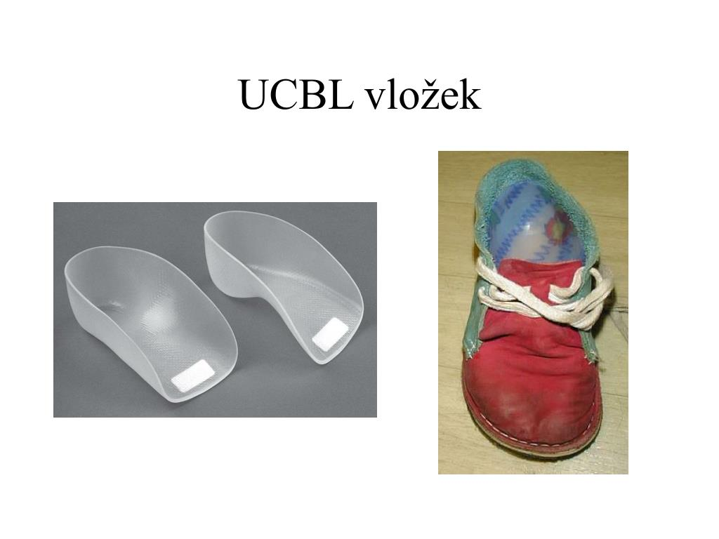UCBL vložek