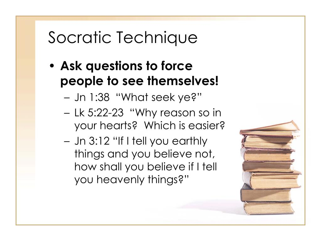 Socratic Technique