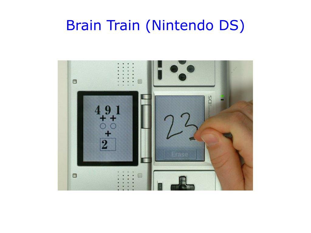 Brain Train (Nintendo DS)