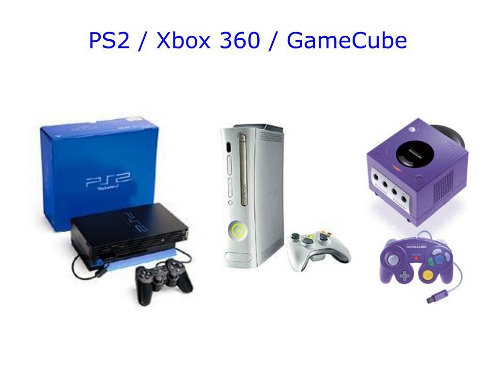 PS2 / Xbox 360 / GameCube