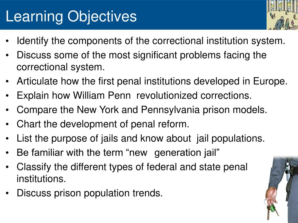 Problems facing prisons in england and