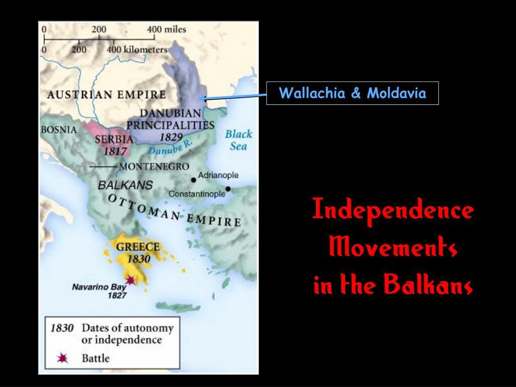 Wallachia & Moldavia