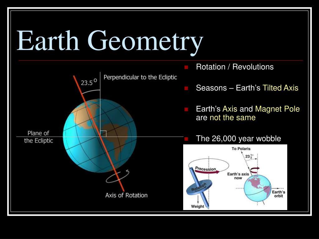 Earth Geometry