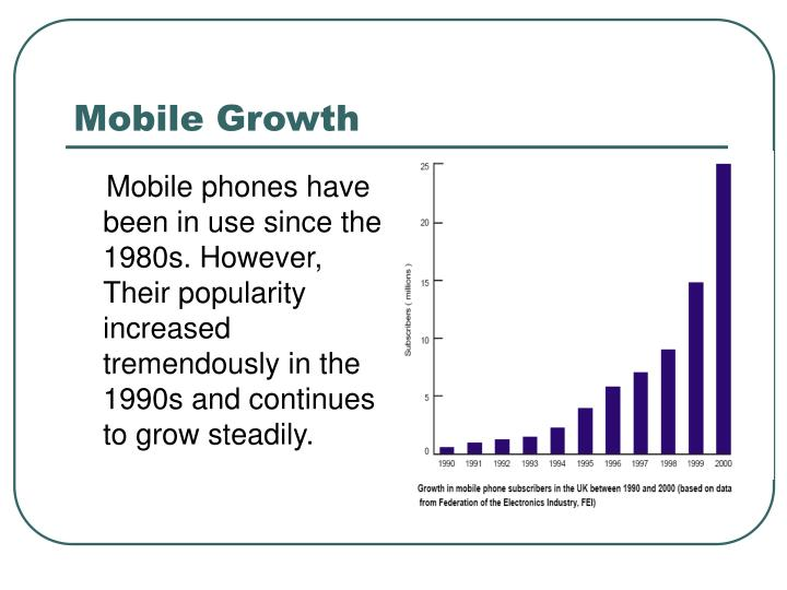 Mobile growth l.jpg