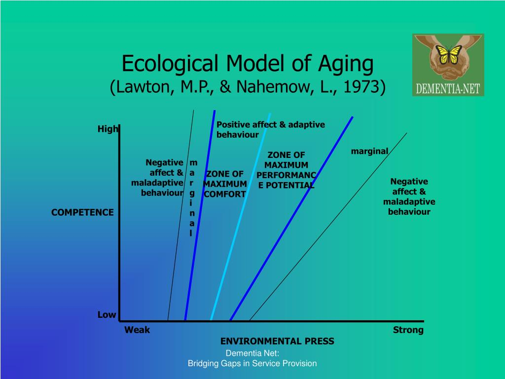 Ecological Model of Aging