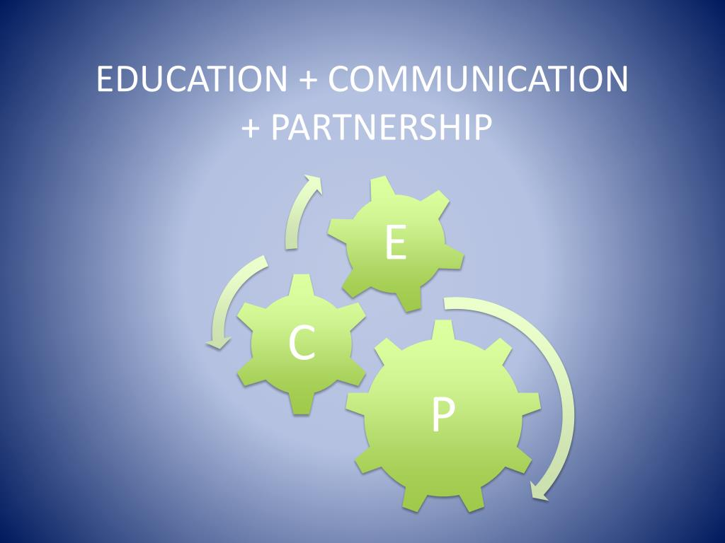 EDUCATION + COMMUNICATION