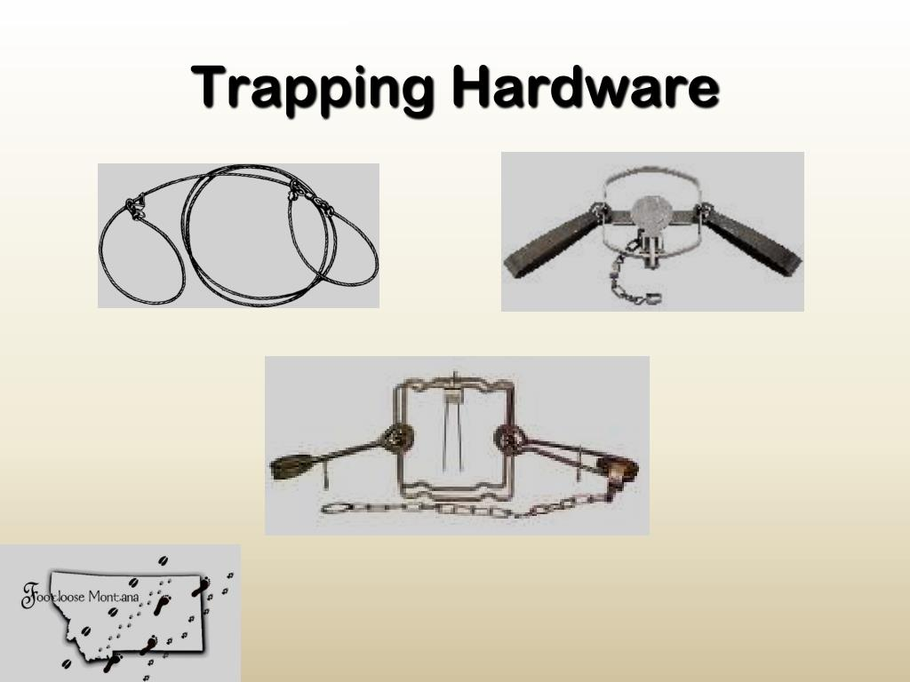 Trapping Hardware