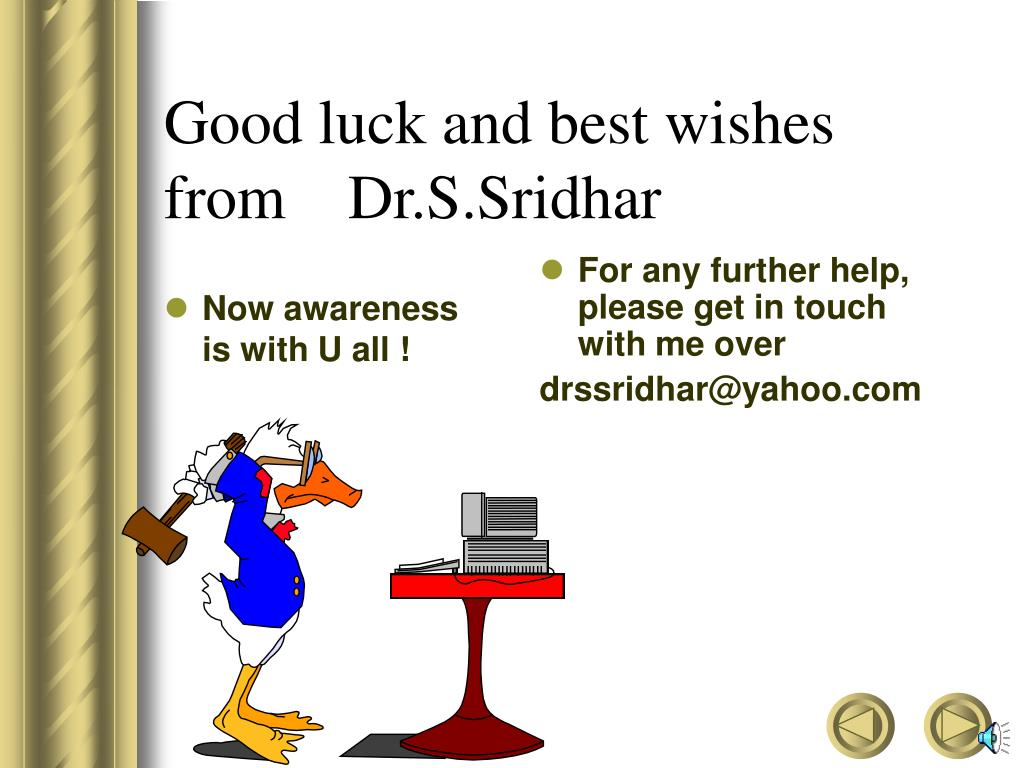 Now awareness is with U all !