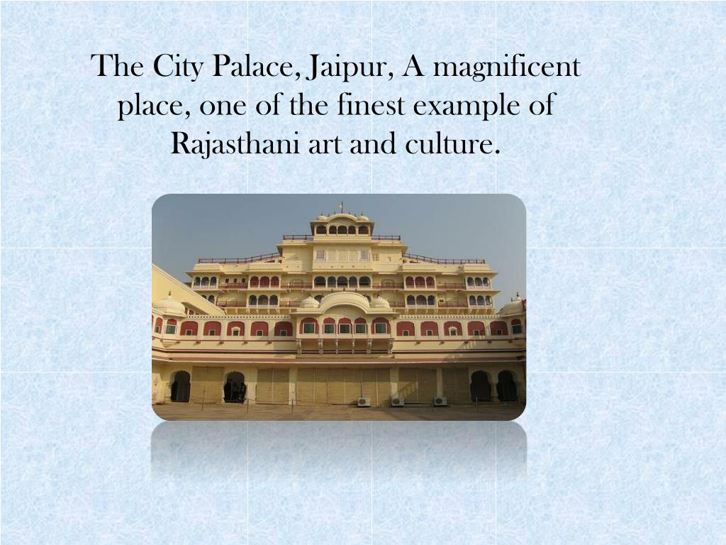 The City Palace,