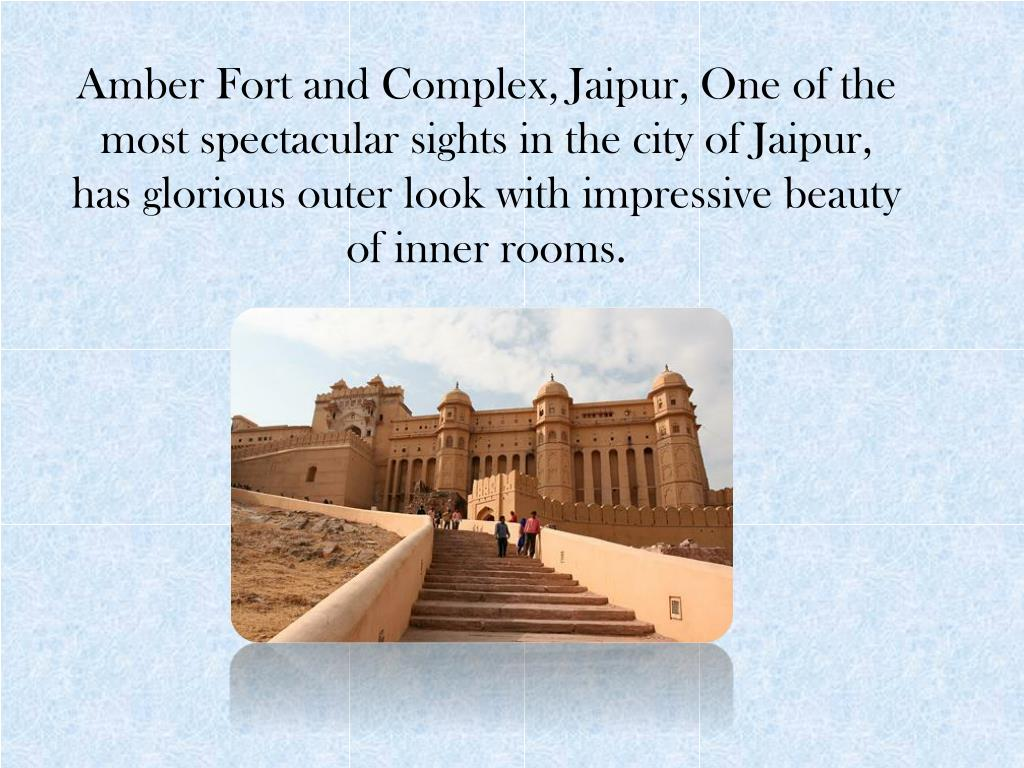Amber Fort and Complex,