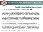 tool 3 bank buffer boxes cont21
