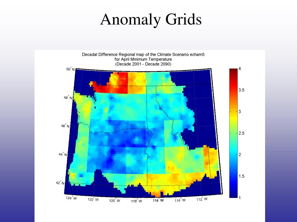 Anomaly Grids