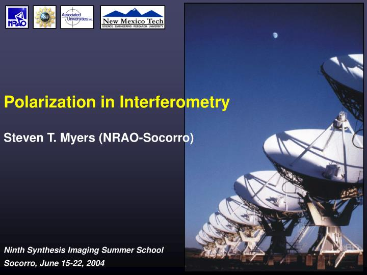 Polarization in interferometry l.jpg