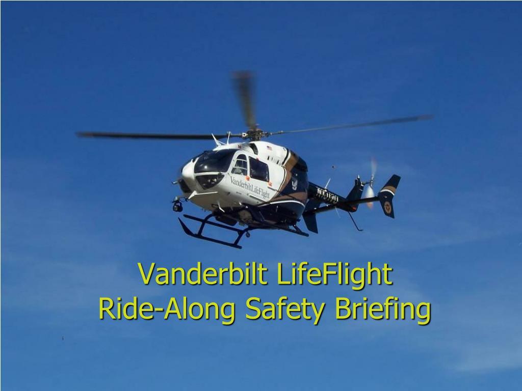 Vanderbilt LifeFlight