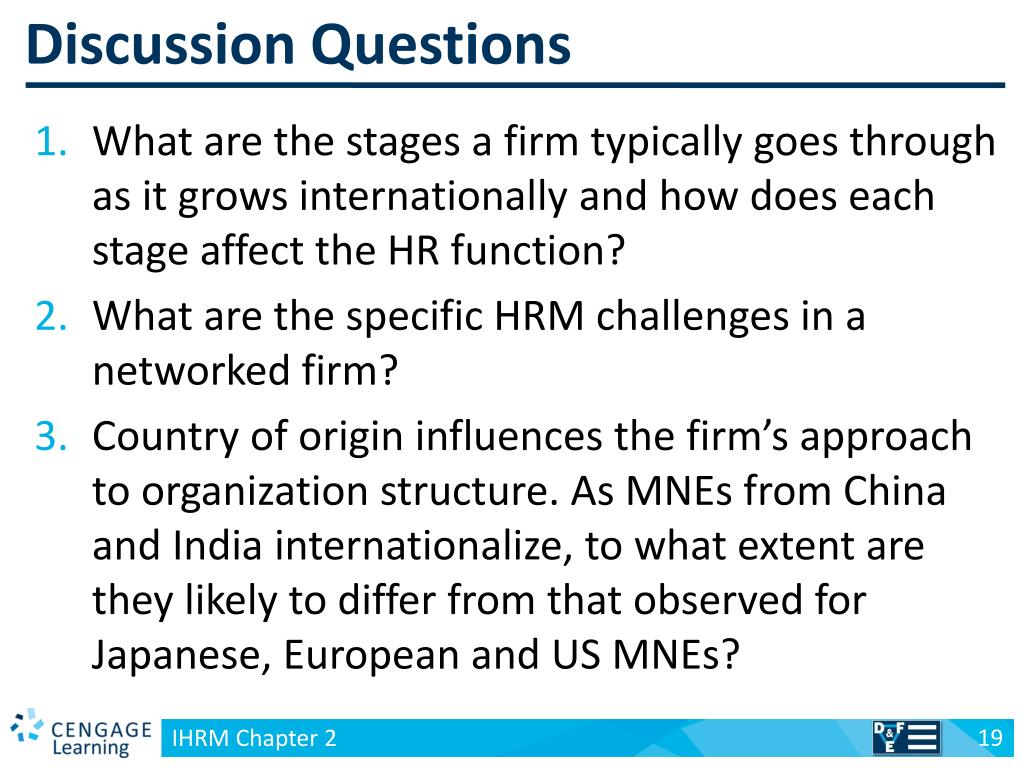 specific hrm challenges in a networked firm Of human resources management  compliance with employment and labour laws of the specific jurisdiction  must learn to handle these challenges in parallel.