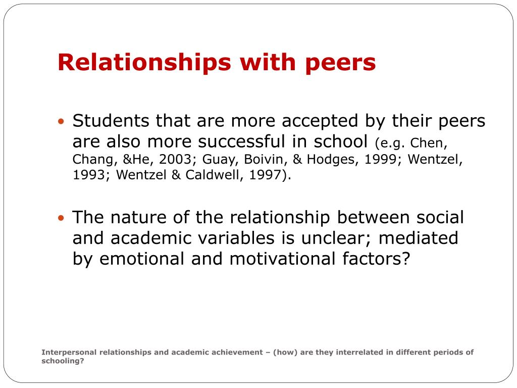 peers in relation to the academic Greatest sources of academic stress  these stressors were evaluated in relation to  from those faced by their non-student peers the most significant academic.