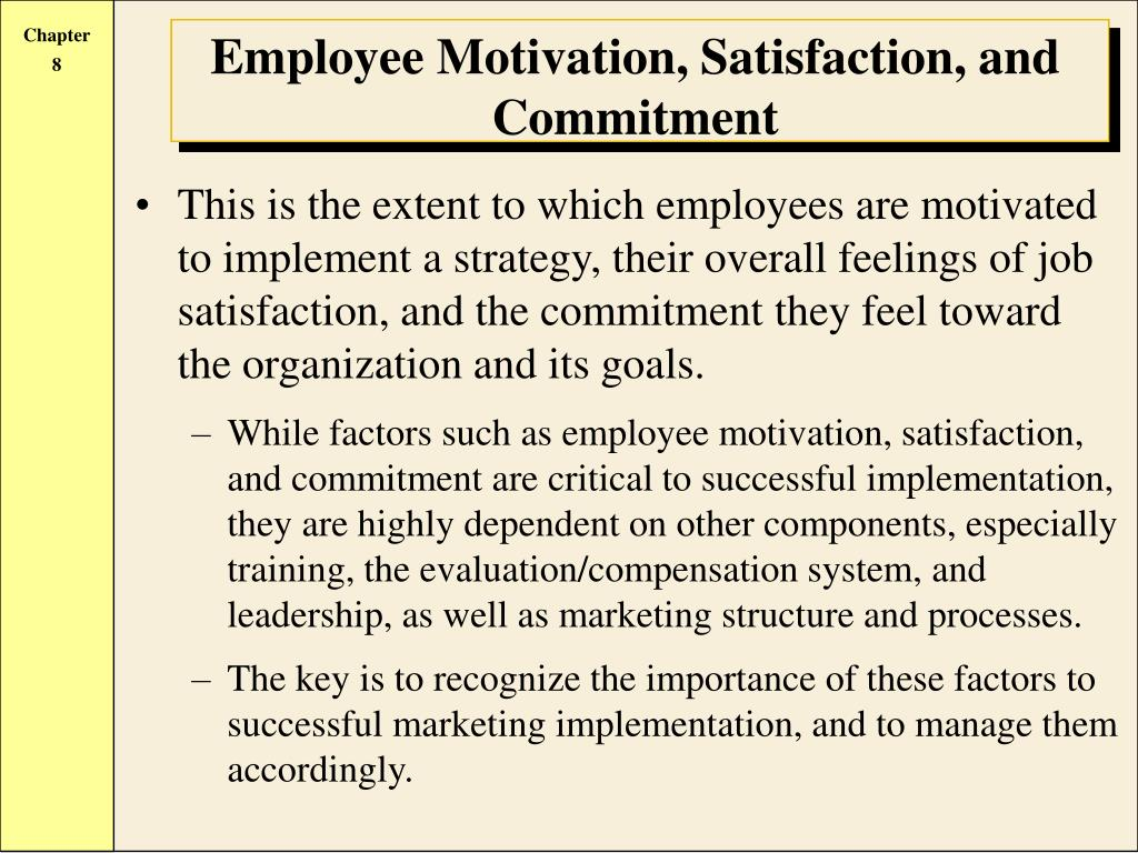 motivation strategies for employees pdf