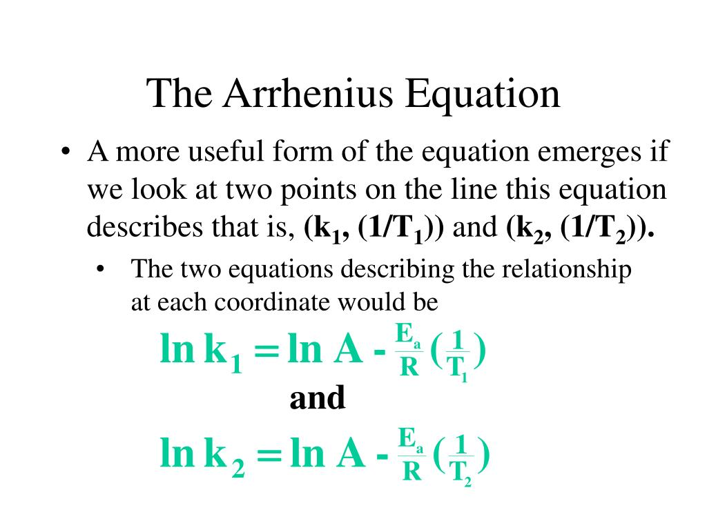 The two equations describing the relationship at each coordinate would be
