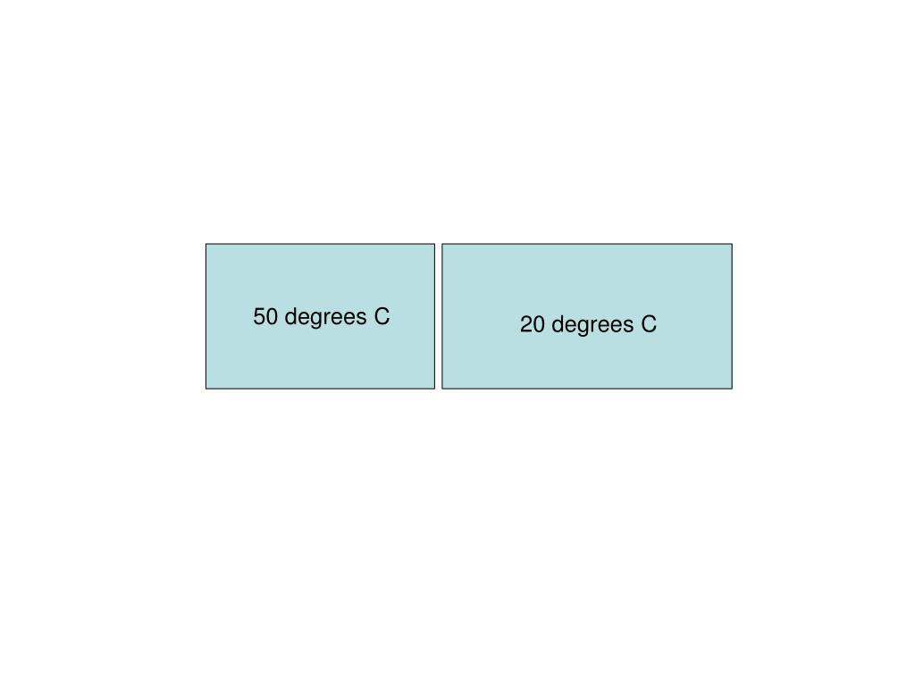 50 degrees C