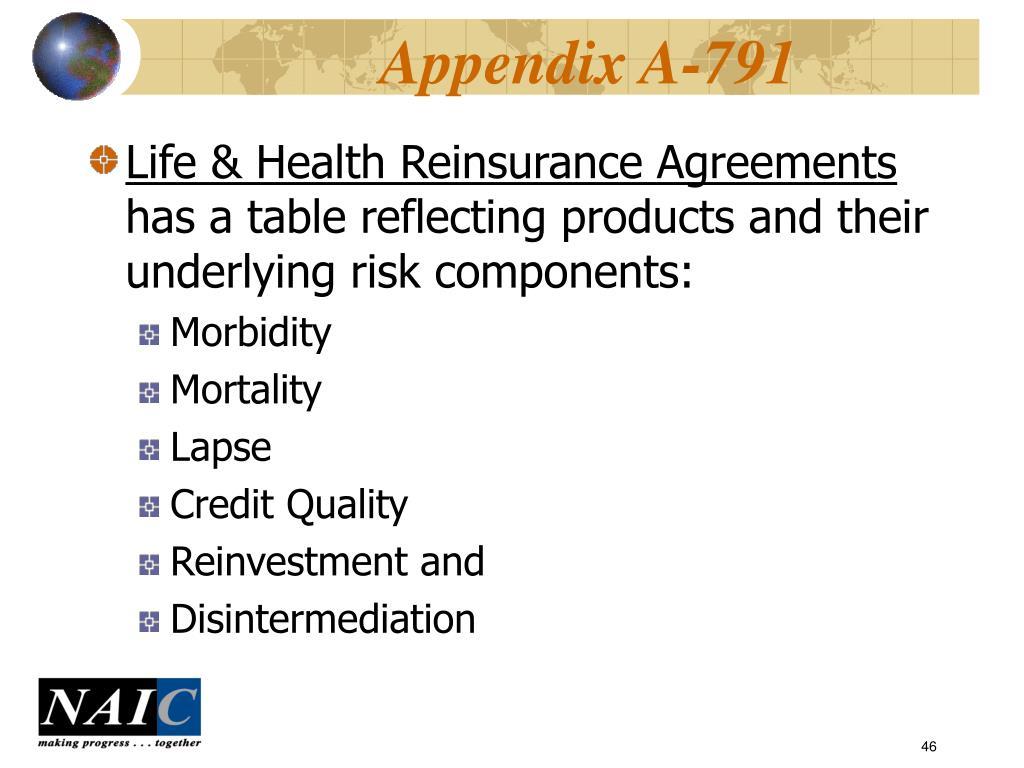 Appendix A-791