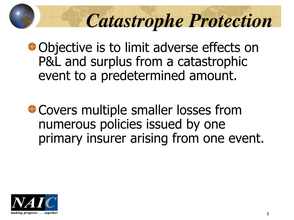 Catastrophe Protection