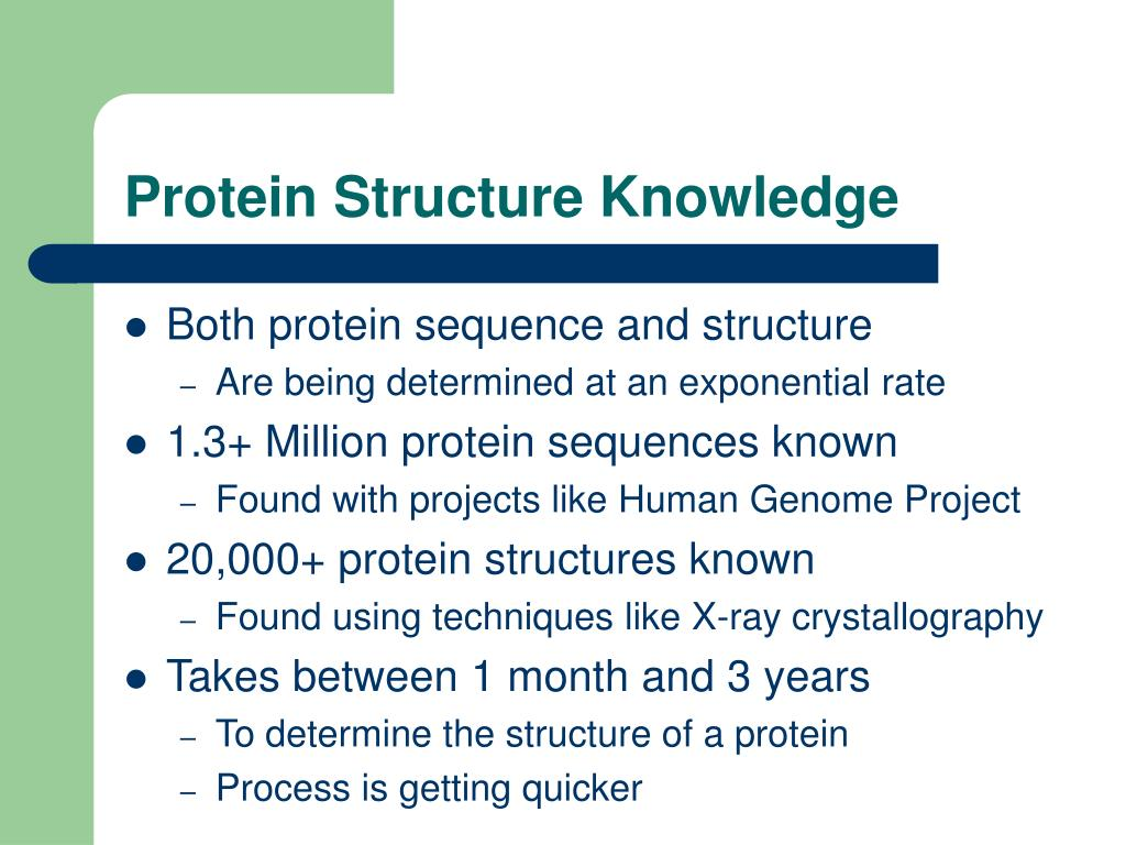 Protein Structure Knowledge