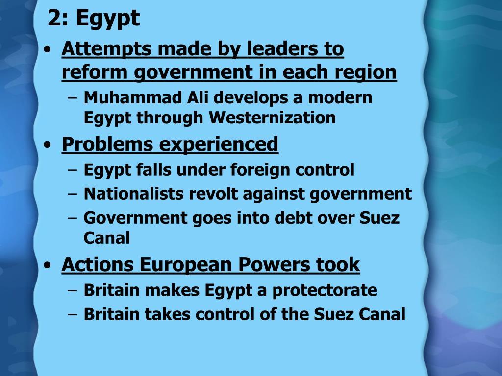 2: Egypt