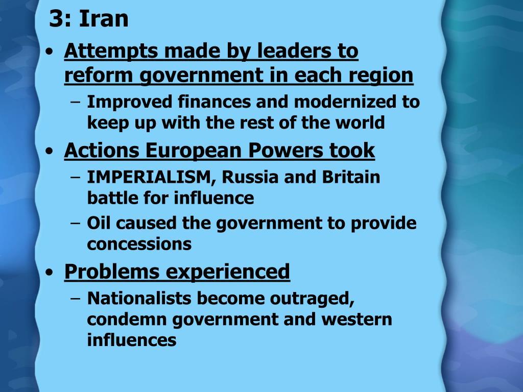 3: Iran