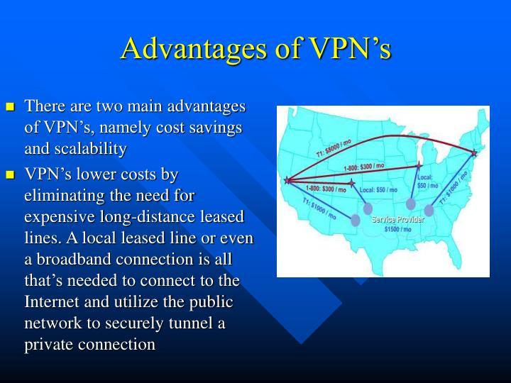 advantage in vpn